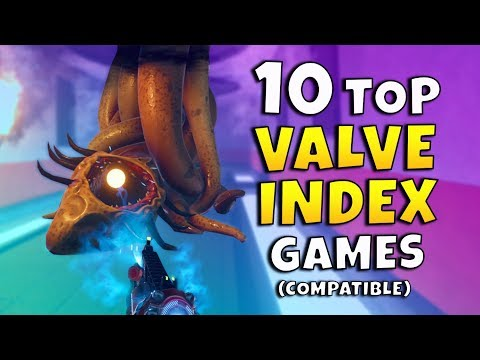 10 Top Valve Index Games To Get You Started!