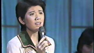 """""""哀愁海峡""""は、森昌子さんの素直な歌唱が心にしみ、新たな命を吹き込ま..."""