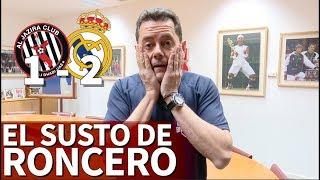 Al Jazira 1 - Real Madrid 2   El susto de Roncero  Diario AS