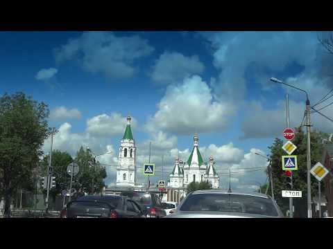 знакомство города егорьевск