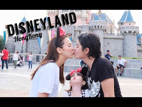 Hongkong Disneyland VLOG | Andi Manzano Reyes