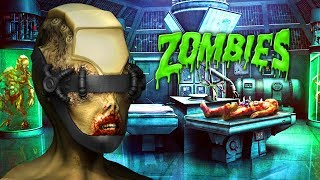 Das Stahllabor Zombies COD Zombies Mod