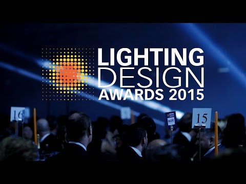 2015 Lighting Design Awards winners