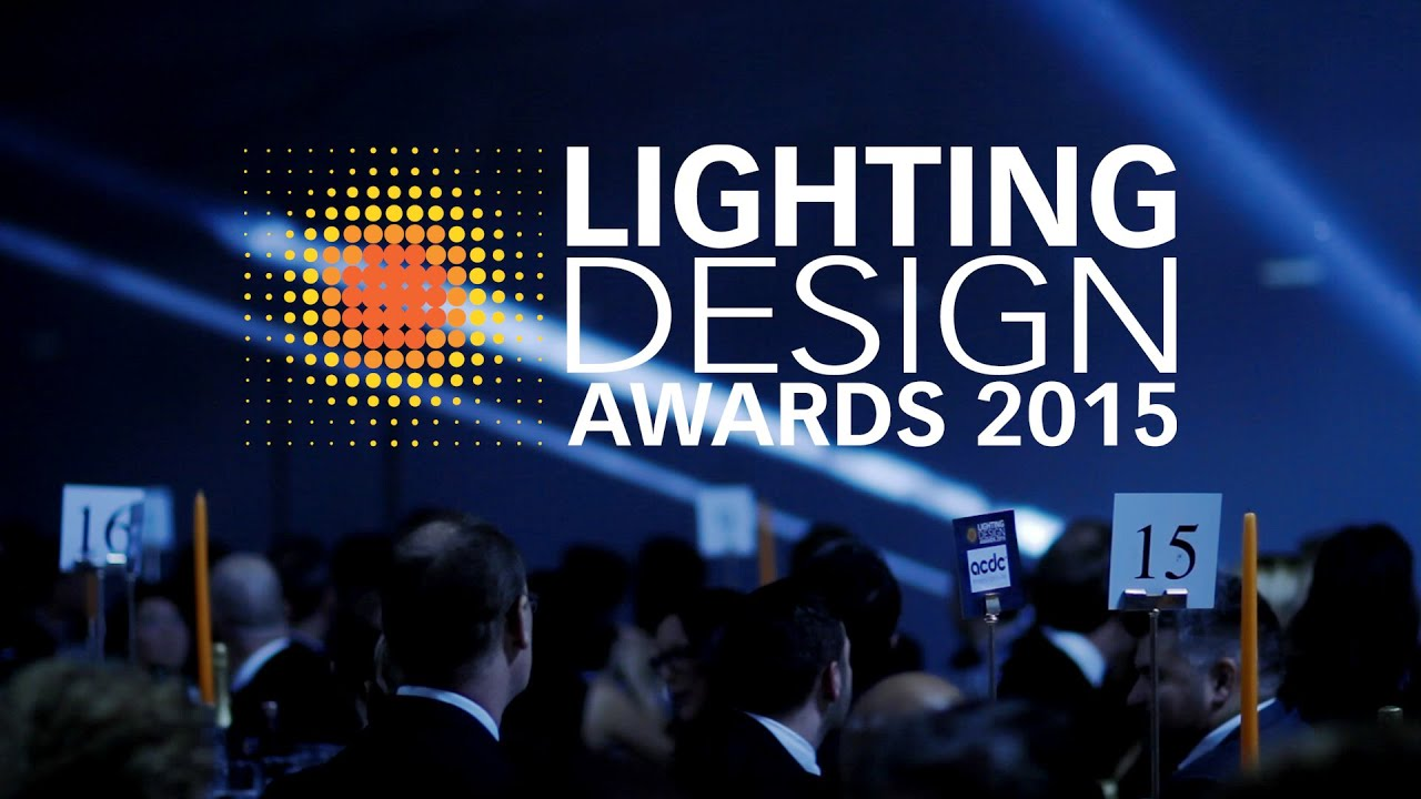 2015 lighting design awards winners youtube