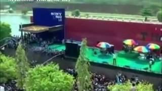 Chan Par Tal ခ်မ္းပါတယ္ Graham ဂေရဟန္ Thingyan Karaoke