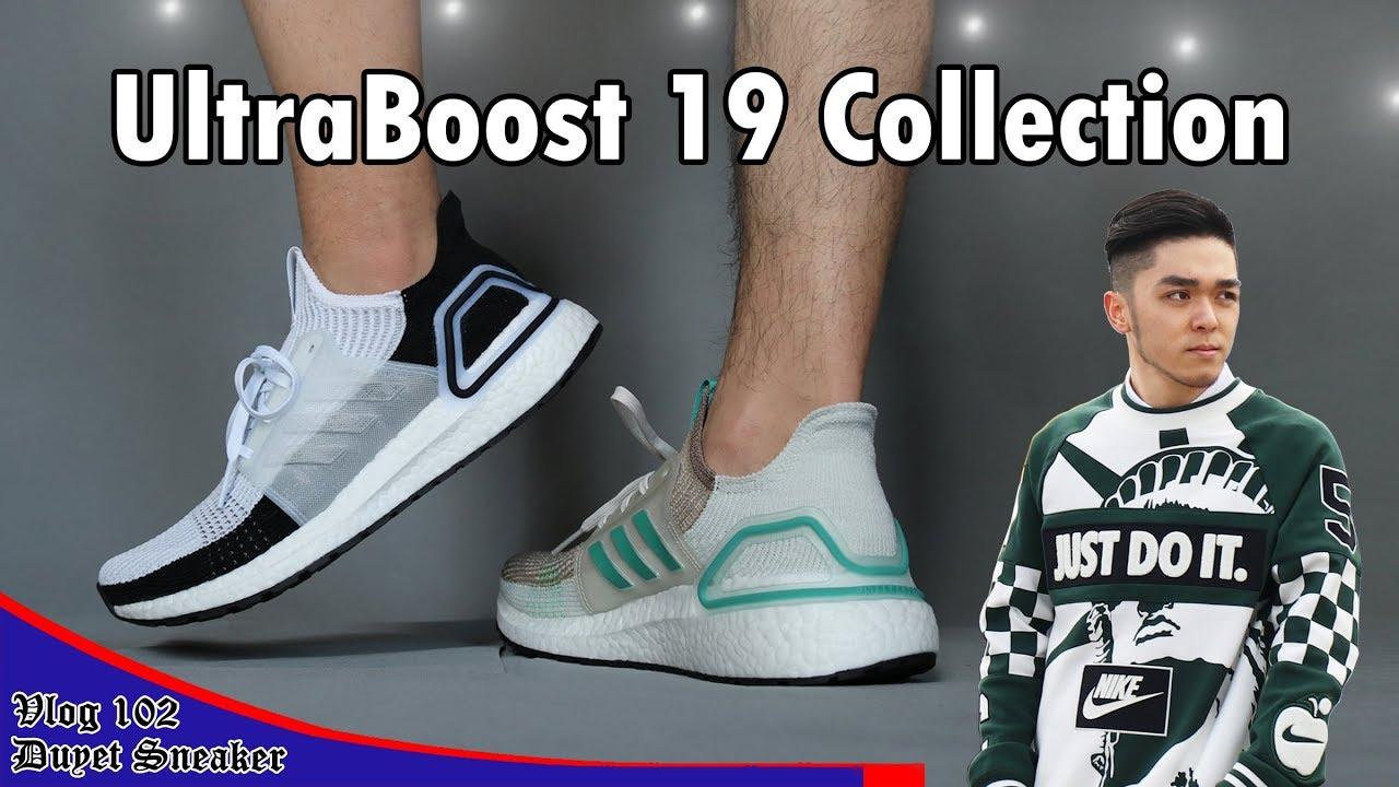 5 đôi UltraBoost 5.0 đẹp nhất trên chân Duyet Sneaker | Vlog 102 – Duyet Sneaker