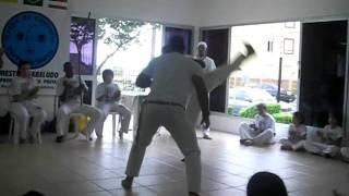 Capoeira Porto da Barra/filial Porto Alegre
