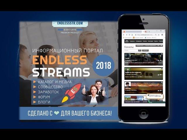 Создание контента на платформе ES. Бизнес ланч 05.07.19.