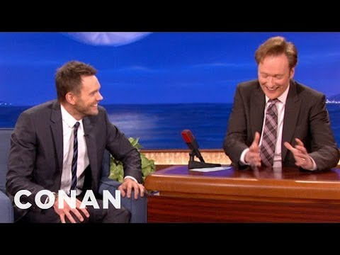 Joel McHale & Conan's Very Drunken Playdate - CONAN on TBS