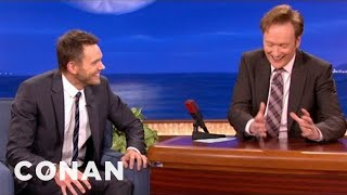 Joel McHale & Conan's Very Drunken Playdate - CONAN on TBS