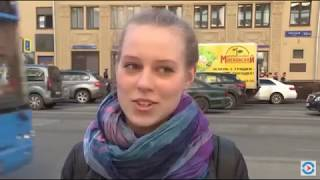 Смотреть видео Курс рубля -  опрос населения онлайн
