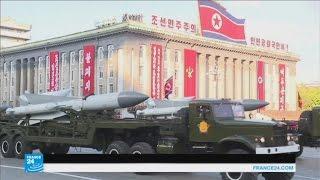 كوريا الشمالية تهدد جارتها الجنوبية من عواقب نشر درع صاروخي أمريكي على أراضيها