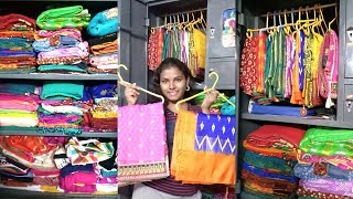My Saree Collection with Old Memories & Pictures/Amulya\'s Kitchen/Telugu Vlog