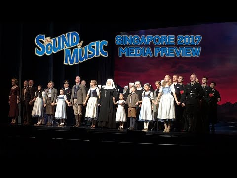 The Sound of Music 2017: Singapore Media Preview