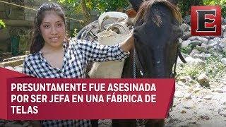 Encuentran muerta a Jazmín Contreras en Tlaxcala