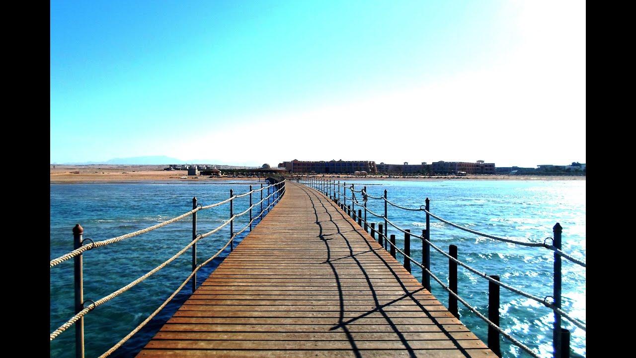 Beach On The Red Sea Hurghada Egypt
