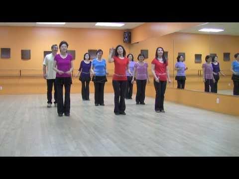 Heartbreak Express - Line Dance (Dance & Teach in English & 中文)