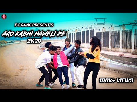 Aao Kabhi Haweli Pe  New Nagpuri Dance Video 2020  Pc Gang