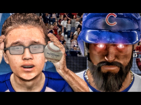 DESTROYING HR TO UPPER DECK IN WORLD SERIES GAME 3! MLB 16 THE SHOW Road to the Show Gameplay Ep. 35