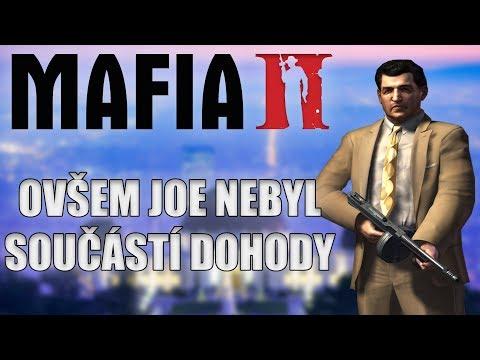 MAFIA 2 ovšem Joe nebyl součástí dohody