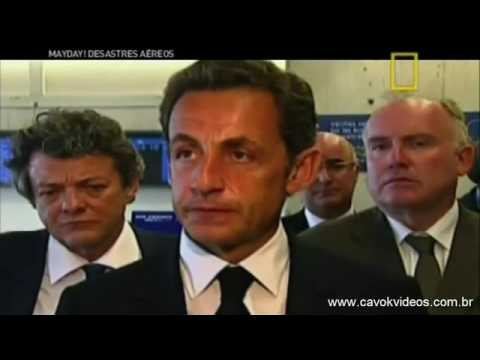 Mayday Desastres Aéreos   Vôo 447 Air France   Dublado