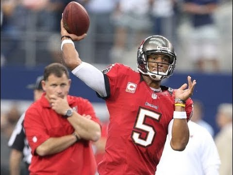 Josh Freeman is BACK; Looks amazing in recent workout