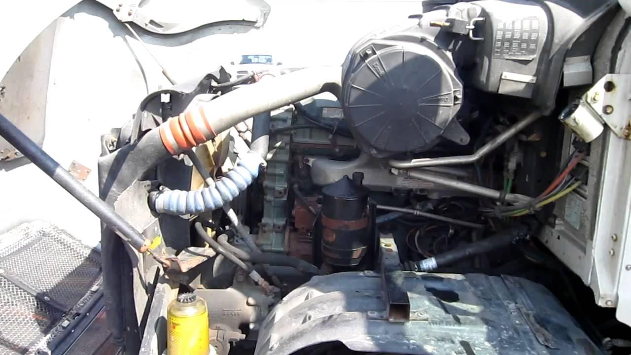 Detroit 12 7 L 430 500 Hp Engine For Sale 3 500 00 Www