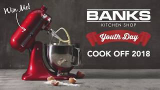 Last Chance to Enter the #BanksYouthDayCookOff 2018!