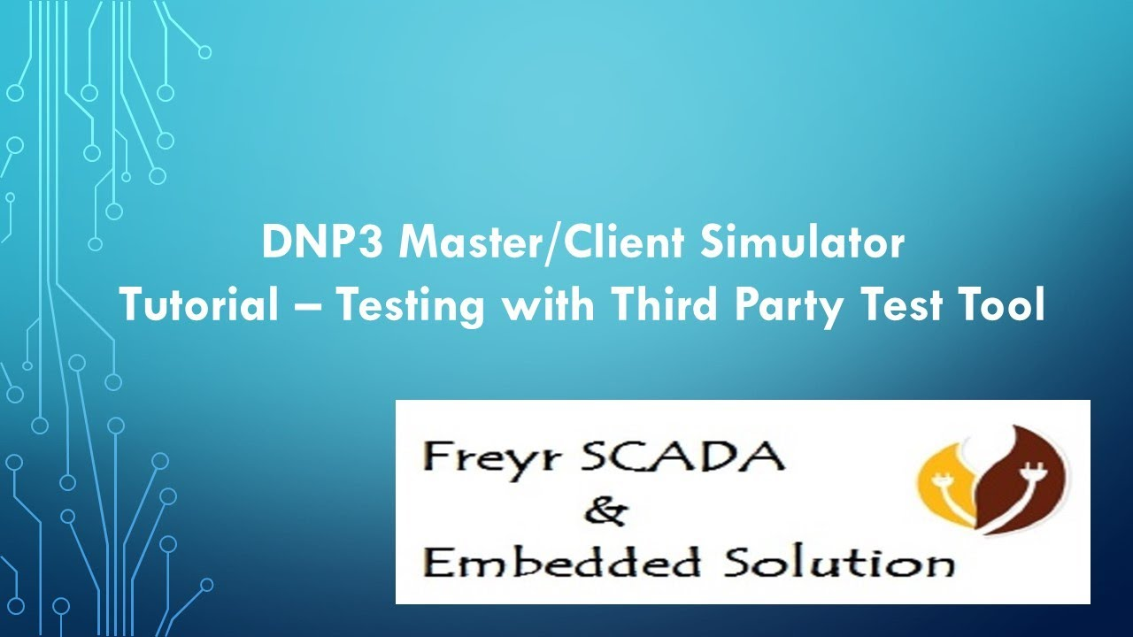 DNP3 Client(Master) Simulator-Testing (Old)