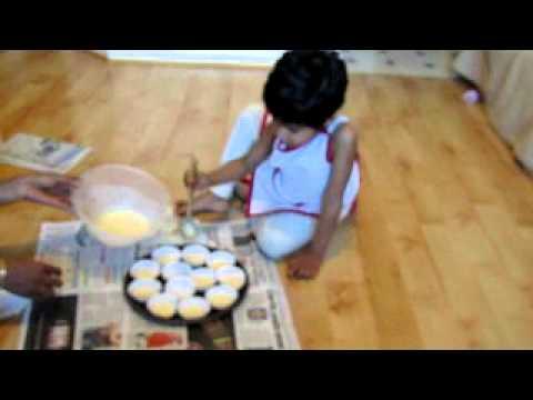 Nachammai cooking