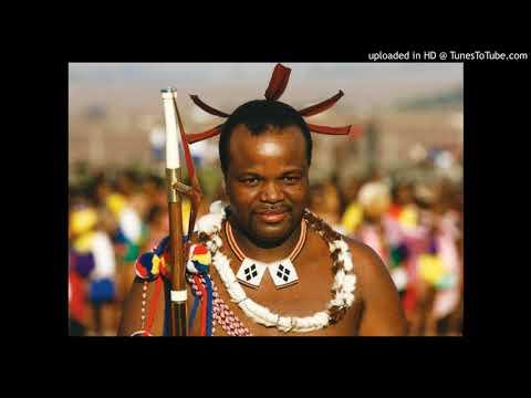 Praises of His Majesty King Mswati III