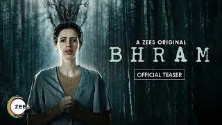 Bhram   Official Teaser   Kalki Koechlin   A ZEE5 Original   Premieres 18th September on ZEE5