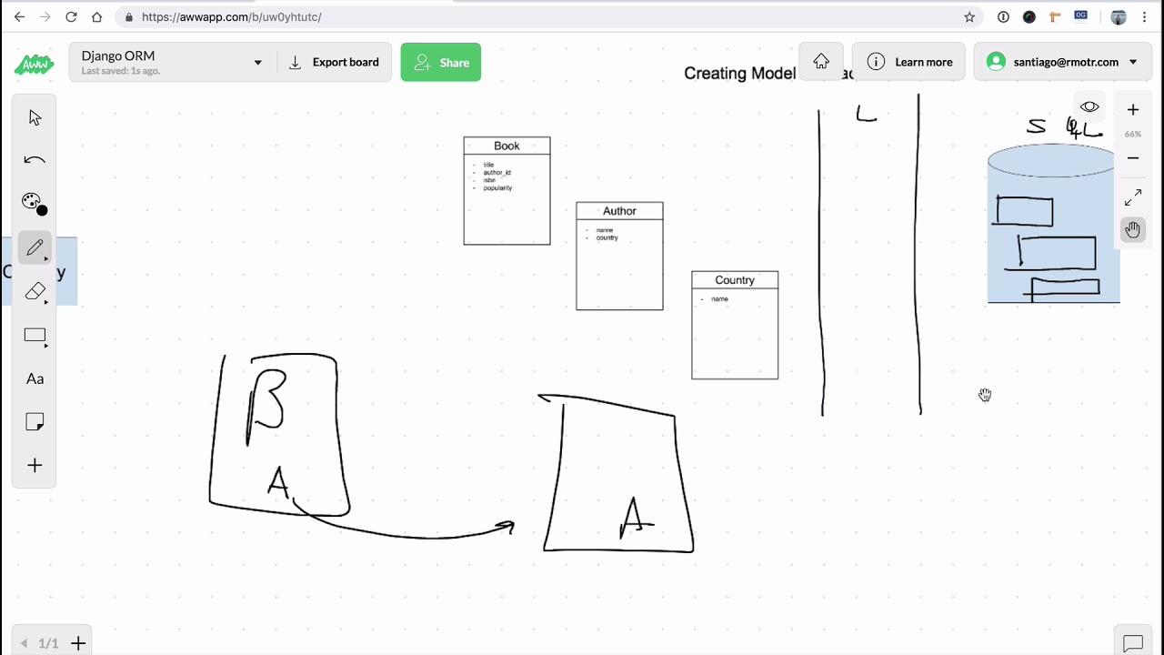 Intro to Foreign Keys Lesson - Web Development with Django