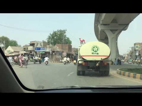 #Multan |Multan Videos| چونگی نمبر 14 ملتان