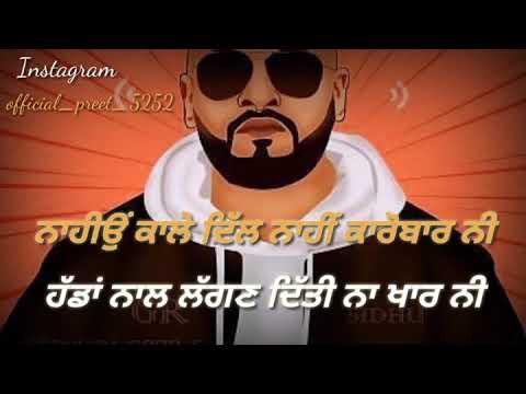Gurj Sidhu New Song Lit Impression Whatsapp Status