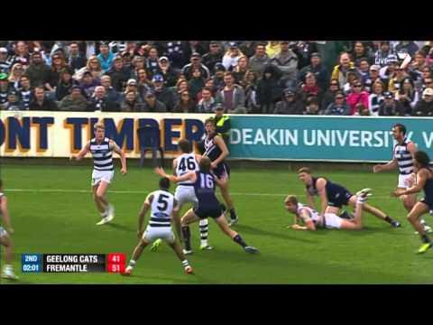 Qualifying Final 2 - Geelong v Fremantle Highlights - AFL