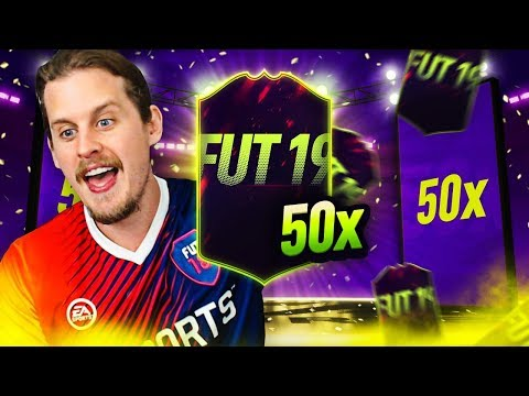 WE PACKED A FUTURE STAR! 50X 81+ UPGRADE PACK OPENING! FIFA 19 Ultimate Team