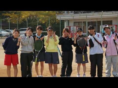 【近畿大学】薬学部自治会-ソフトテニス部2017