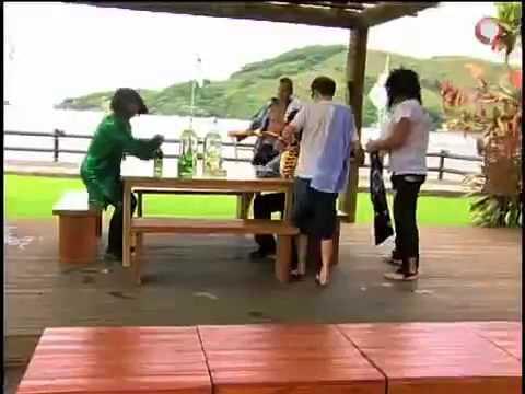 Pânico na TV - Ilha de Caras - 2004