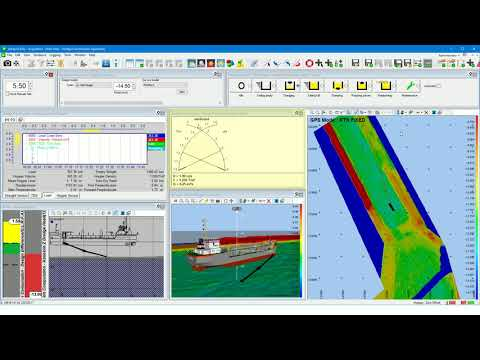 Introduction in the Teledyne PDS Trailing Suction Hopper Dredge application