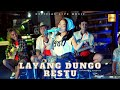 Syahiba Saufa - Layang Dungo Restu (LDR) (Official Live Music)