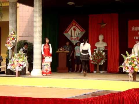 GD.THD: Fashion Trần Hưng Đạo School Phần 1 Tại Trường .TP-Nam Định
