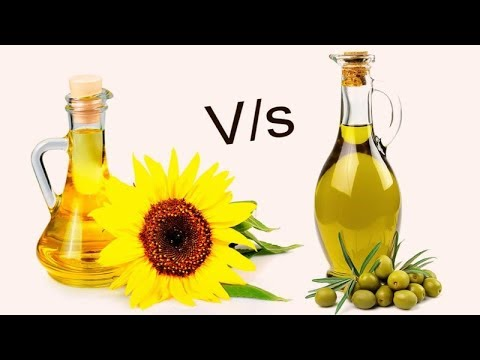Olive Oil Vs Vegetable Oil - Which Is Better?