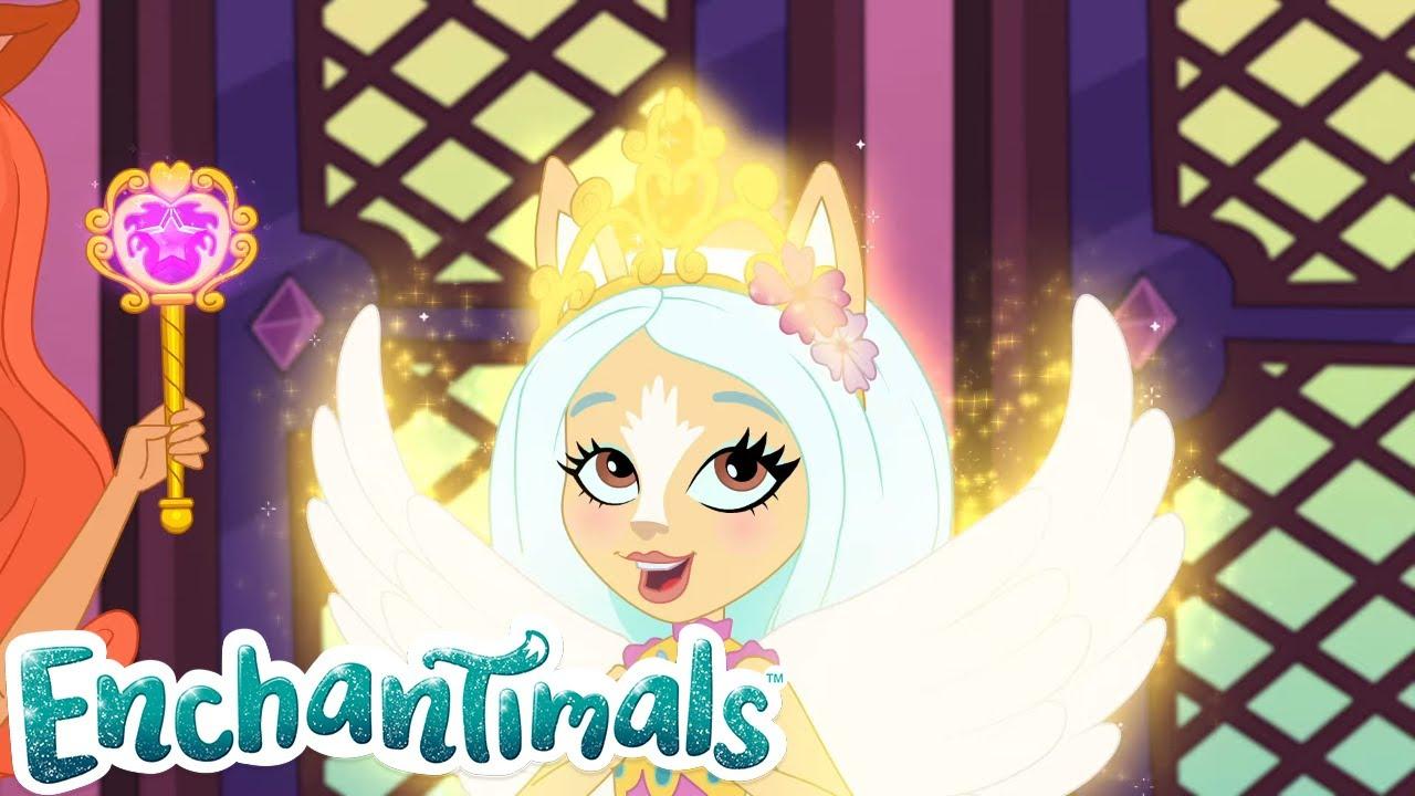 Enchantimals y Royal Rescue Parte 5 👑 | Se trata de trabajo en equipo, amistad y cariño ❤️