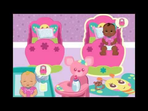 Играть игры онлайн уход за малышами