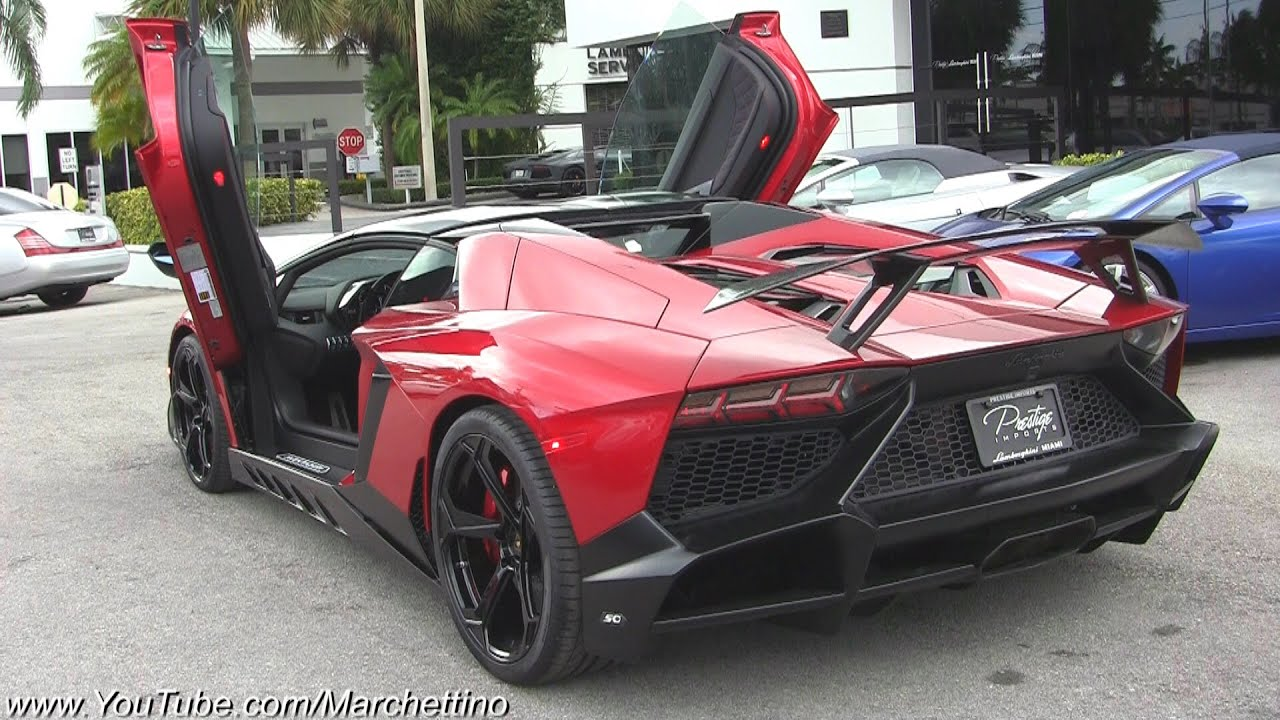 Best Of Lamborghini Aventador Sounds!