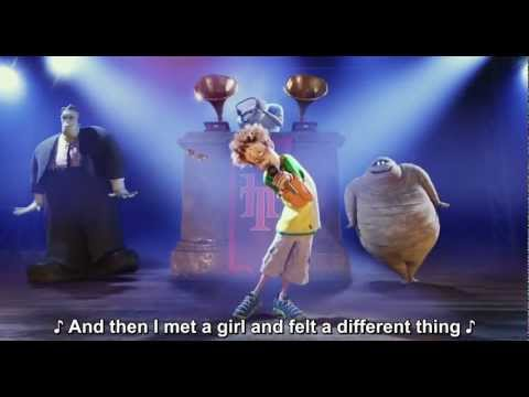 Hotel Transylvania 2012 - The Zing (You're my Zing) [HD - Lyrics]