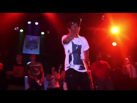 Lloyd Banks - Live Performance @ The Chance For His Im Am So NY Concert (19.September.2015)