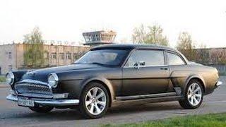 ГАЗ 21 ВОЛГА купе на базе BMW