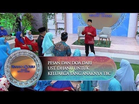 Pemirsa di Rumah Juga Bisa Merasakan Khasiat Doa Dari Ustadz Dhanu - Siraman Qolbu (31/1).
